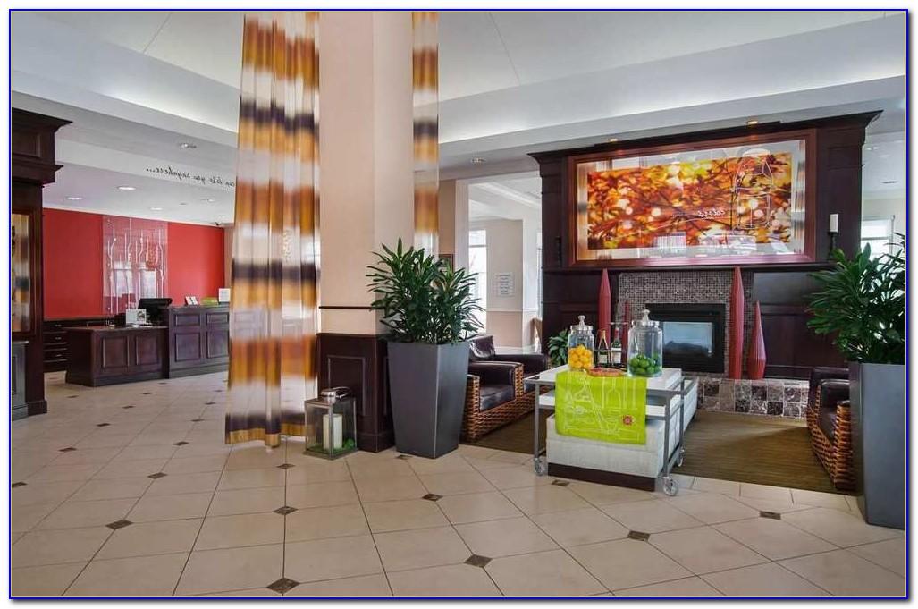 Hilton Garden Inn St Louis Missouri