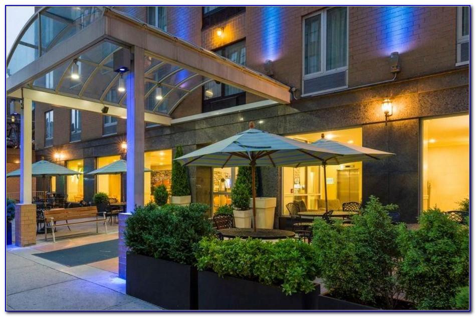 Holiday Inn Express Garden Grove To Disneyland