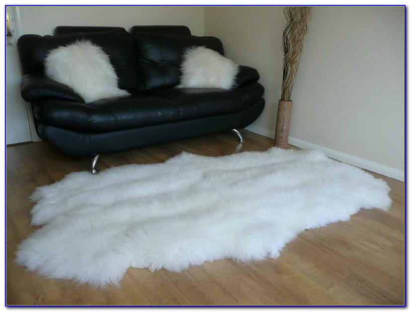 Ikea Cowhide Rug Ebay