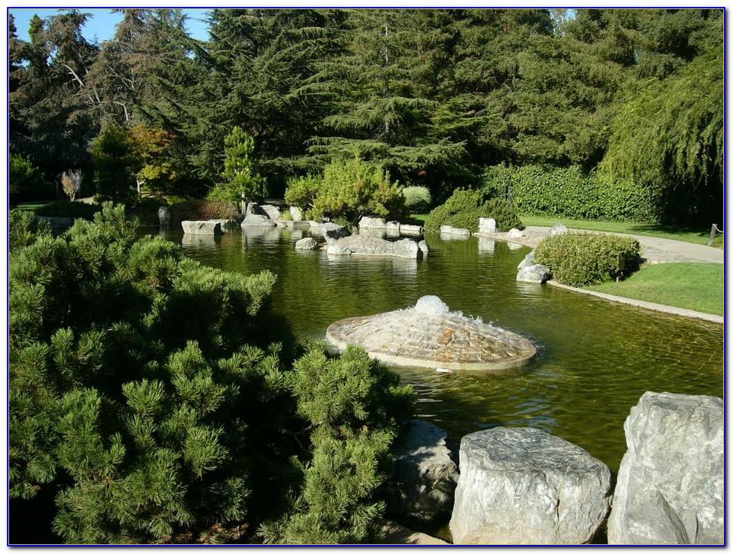 Japanese Friendship Garden San Jose Admission