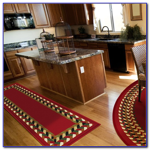 Kitchen Runner Rug Washable