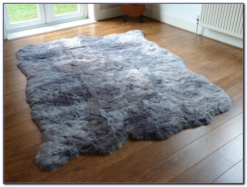 Large Sheepskin Rug Ireland