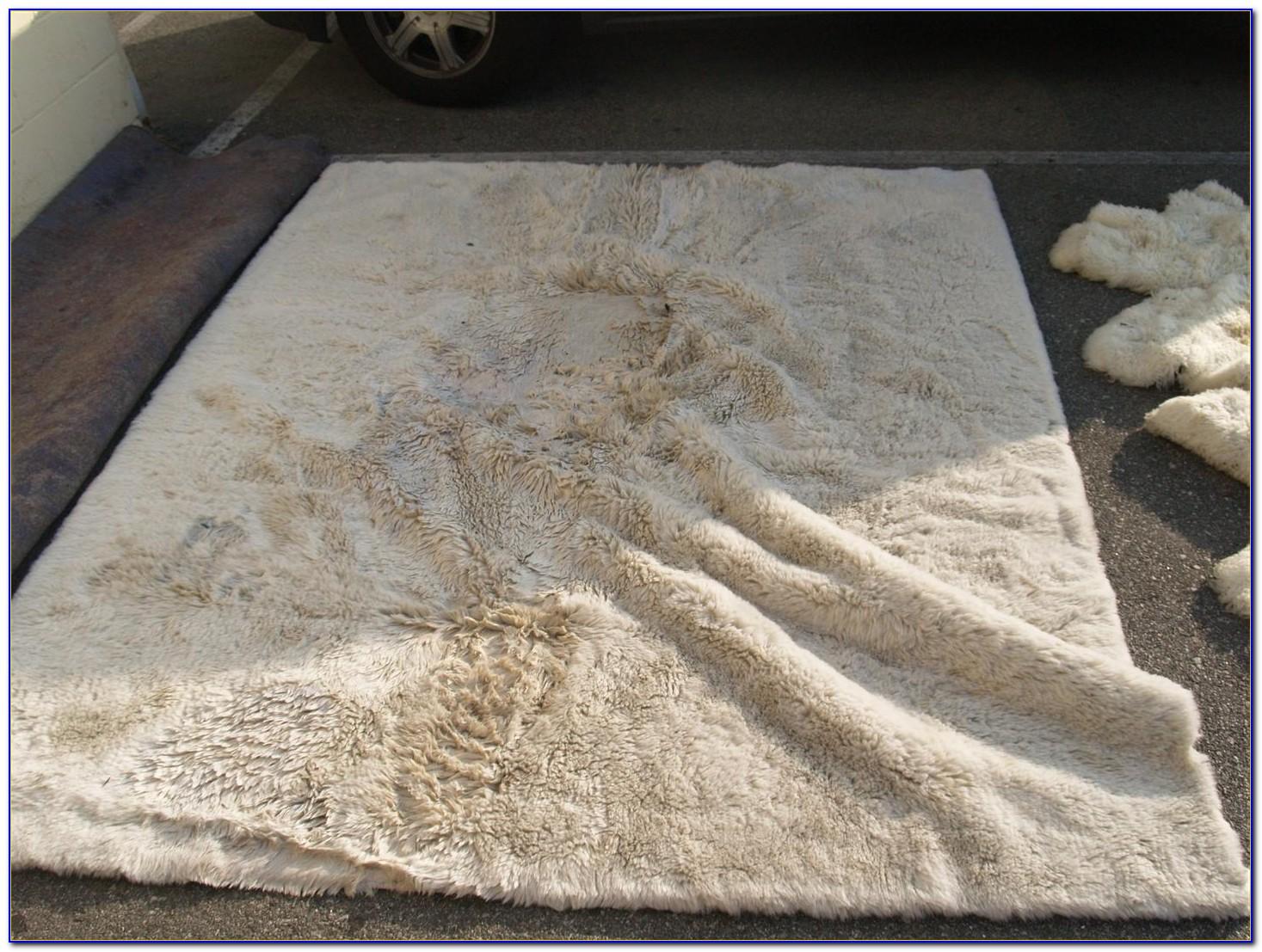 Large Sheepskin Rugs Australia