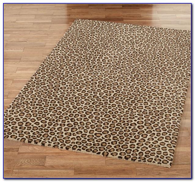 Leopard Print Ruger