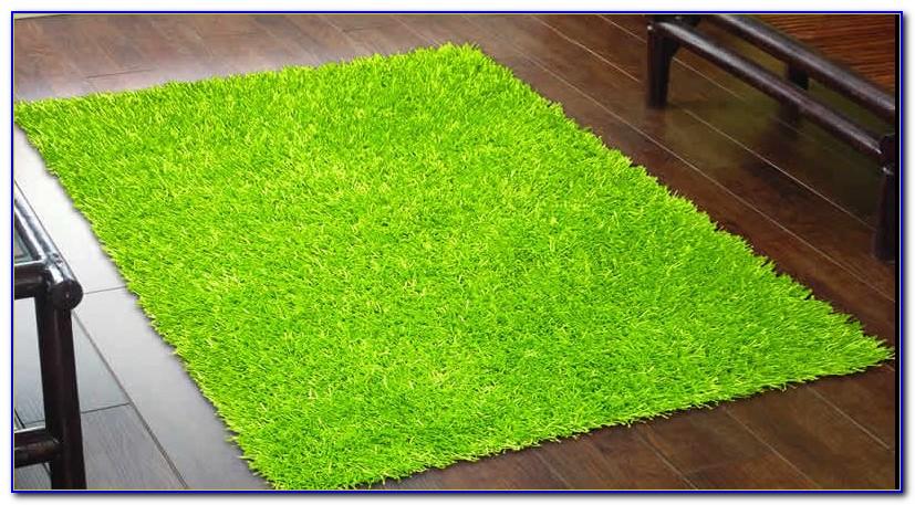 Lime Green Area Rug 5x8