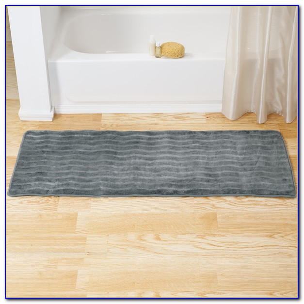 Memory Foam Bath Rug Bed Bath And Beyond