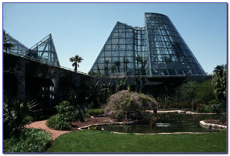 Mt San Antonio Gardens In Pomona