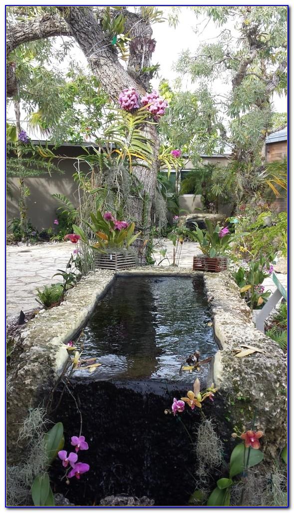 Naples Botanical Gardens Flower Show