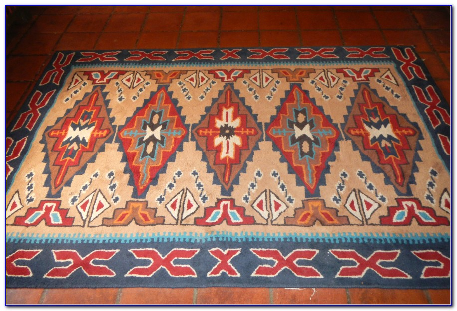 Native American Rugs History