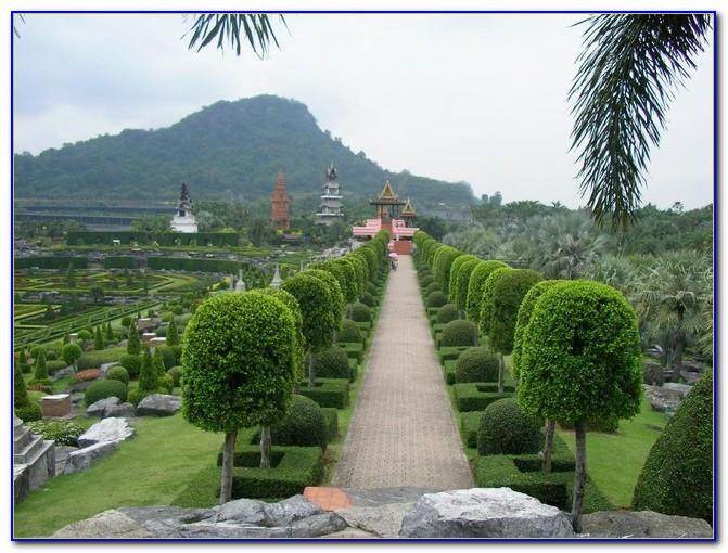 Nong Nooch Tropical Botanical Garden Accommodation