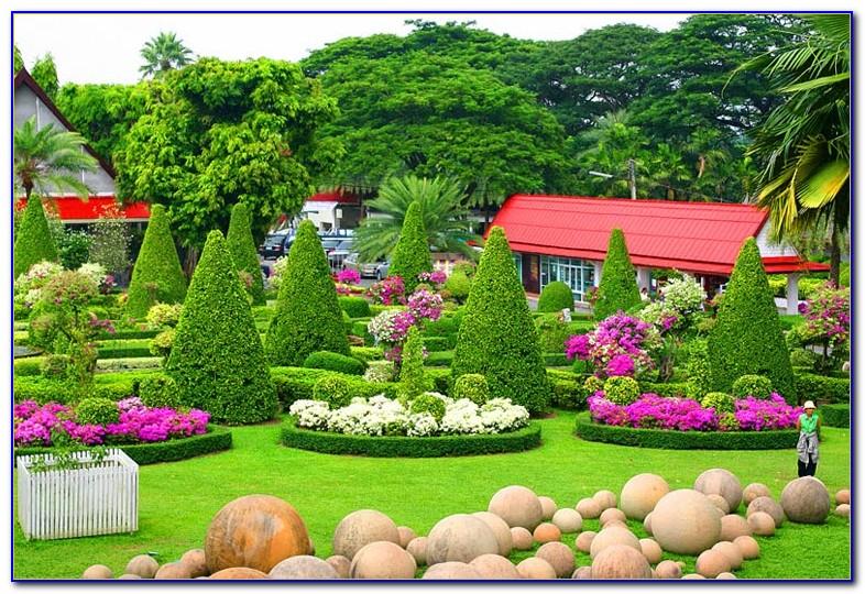 Nong Nooch Tropical Botanical Garden Images