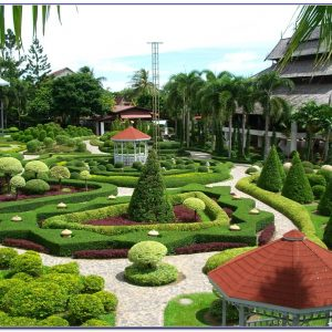 Nong Nooch Tropical Botanical Garden Pattaya Thailand