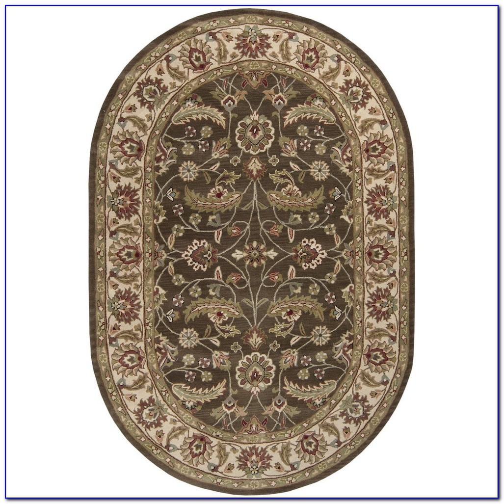 Oval Area Rugs For Living Room