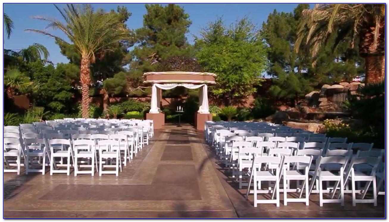 Rainbow Gardens Las Vegas Wedding