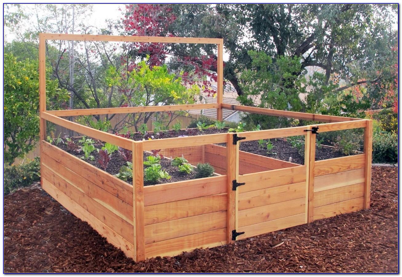 Raised Bed Garden Kits Cedar