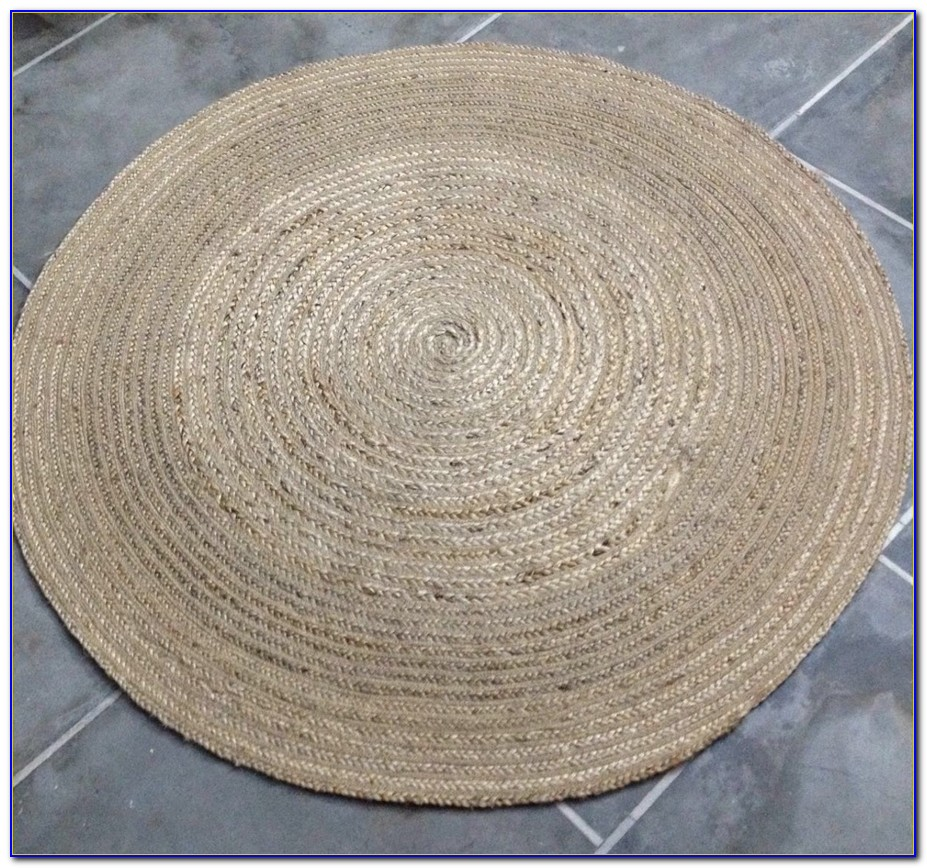 Round Braided Rugs Diy