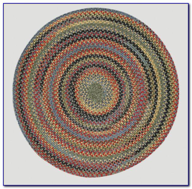 Round Braided Rugs Overstock