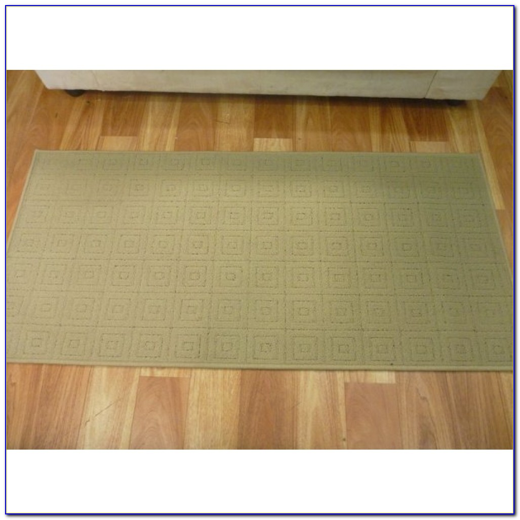 Rubber Backed Rugs On Vinyl Flooring