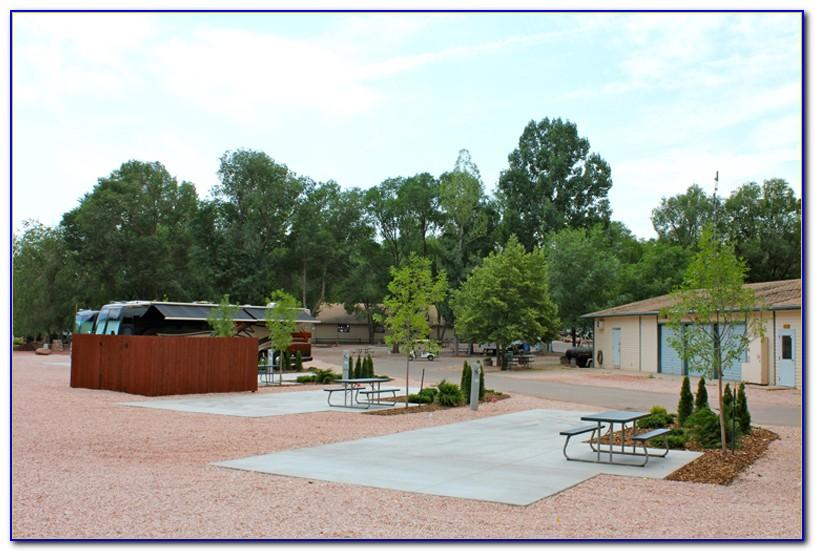 Rv Parks Near Garden Of The Gods Colorado