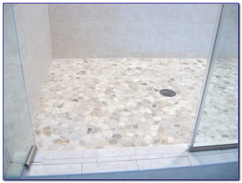 Shower Base For Tile Installation