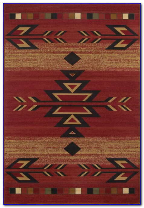 Southwestern Area Rugs Wool