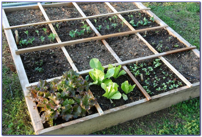 Square Foot Garden Planner App