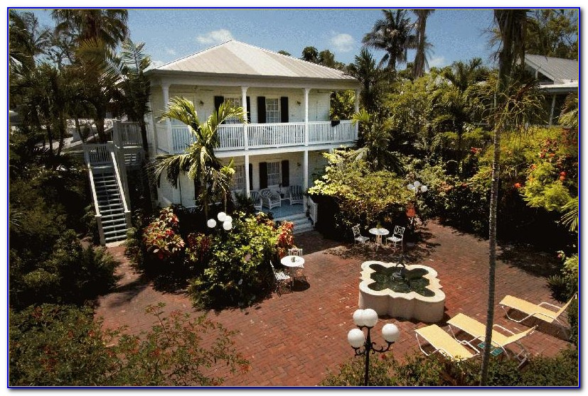 The Gardens Hotel Key West Fl