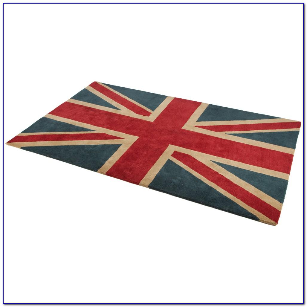 Union Jack Rug Amazon