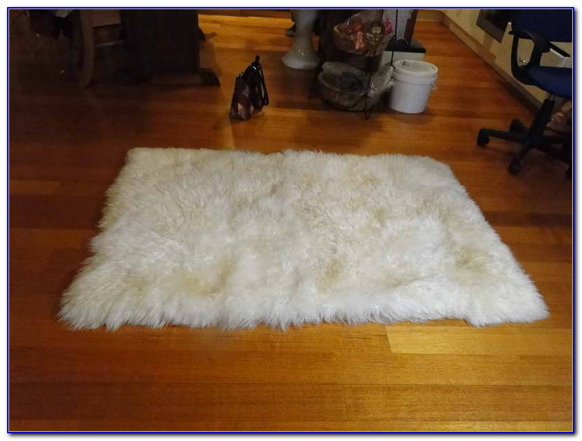 Wash Sheepskin Rug Ikea