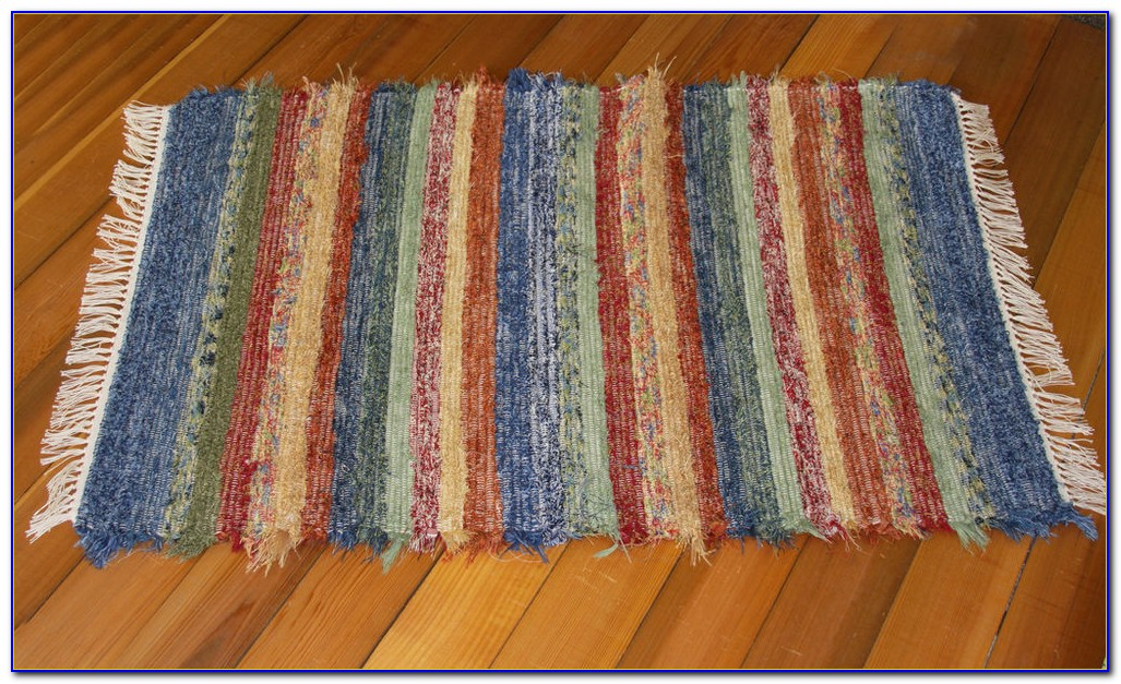Washable Throw Rugs Without Rubber Backing