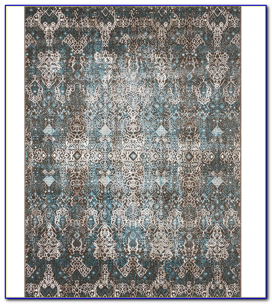 Wayfair Area Rugs Blue
