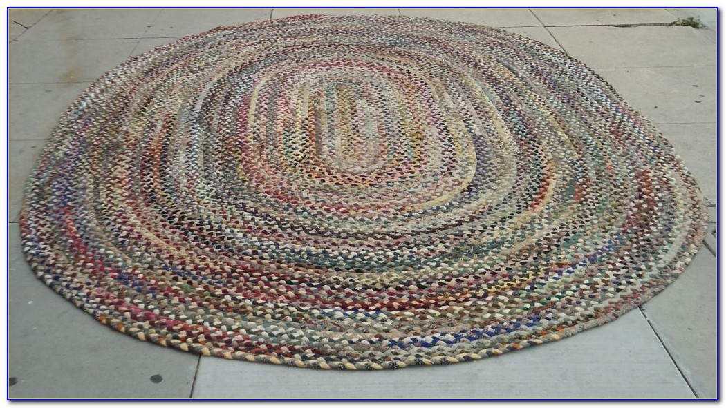 Wool Braided Rugs Canada