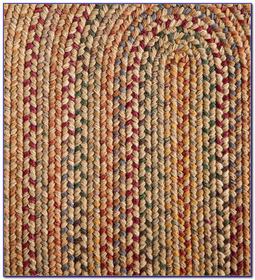 Wool Braided Rugs Ebay