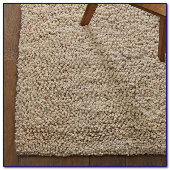 Wool Shag Rug