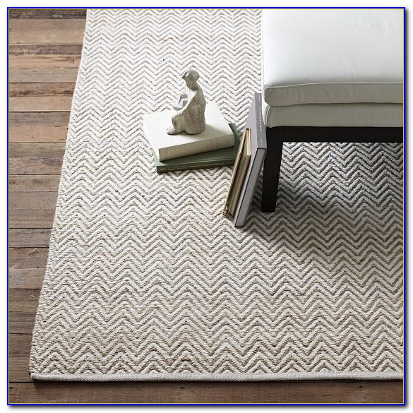 8x10 Jute Rug With Black Border