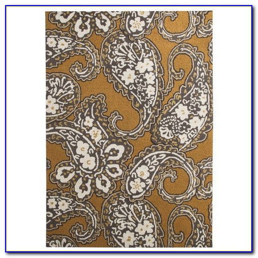 9x12 Paisley Area Rugs