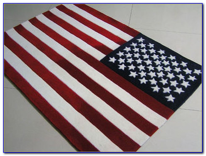 American Flag Rugby Jersey