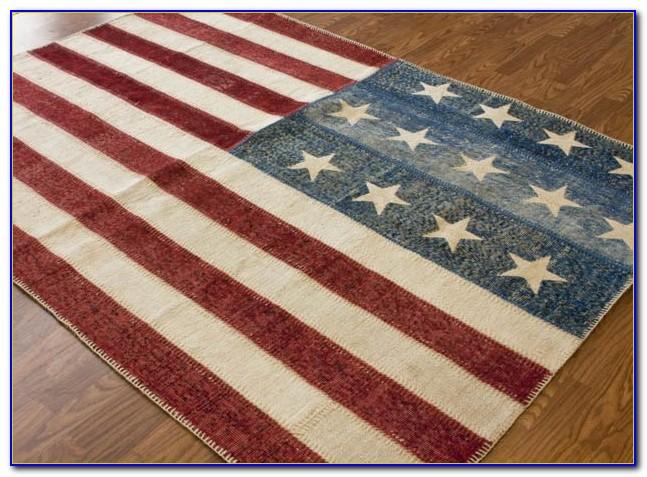 American Flag Rugby Scrum Cap