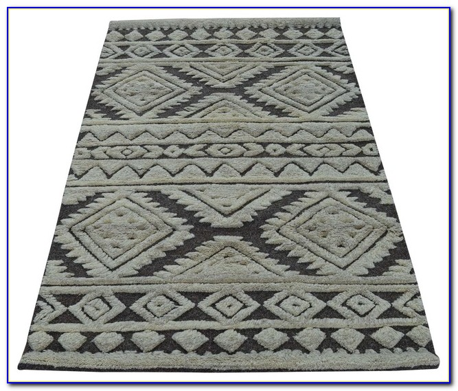 Berber Area Rugs Round