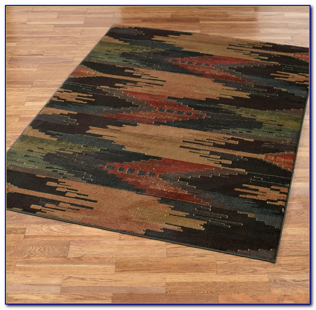 Cabin Themed Area Rugs