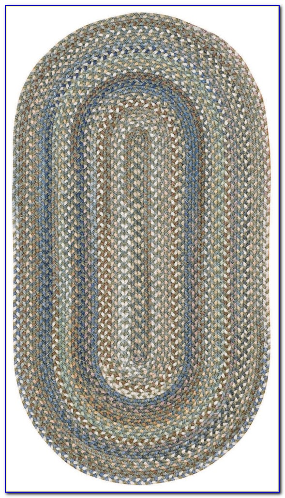 Capel Braided Rugs Wool