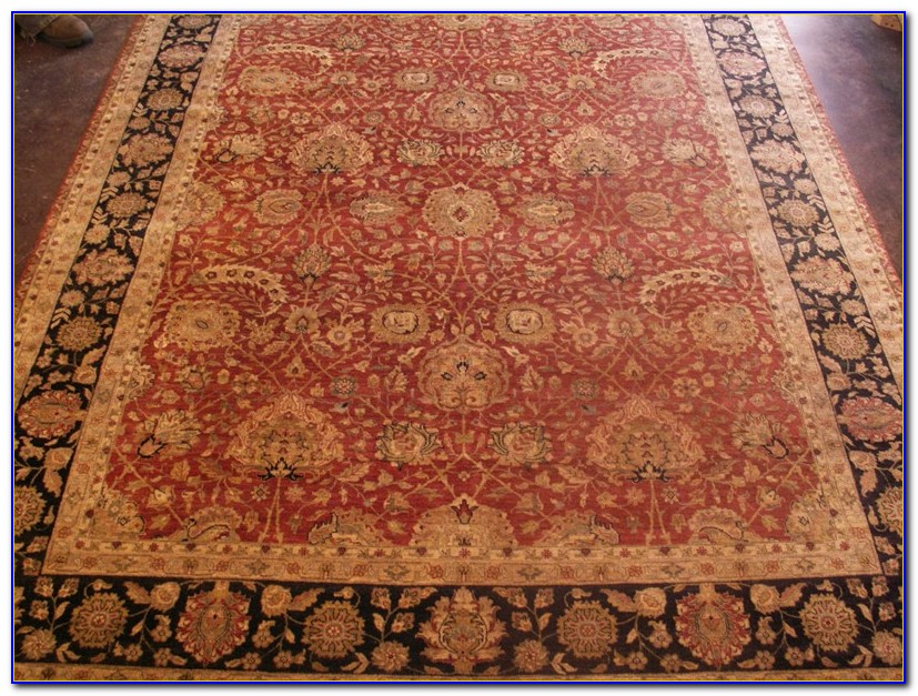 Different Persian Rugs
