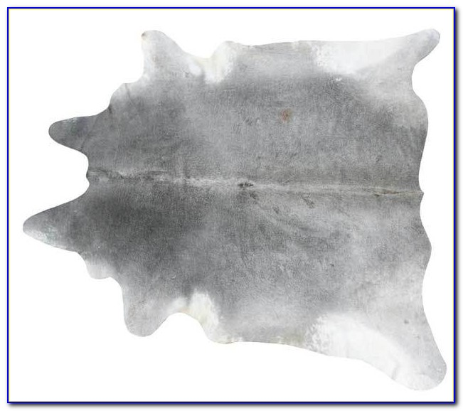 Grey Cowhide Rug Uk