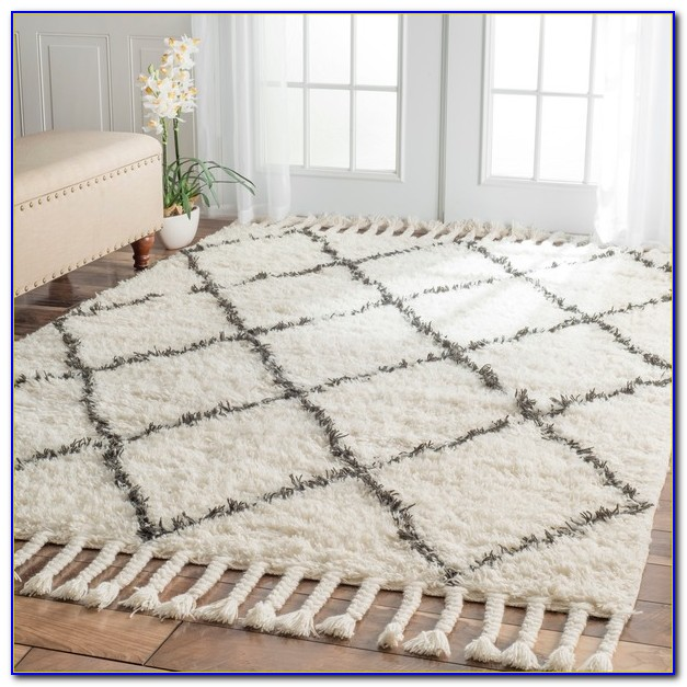 Hand Knotted Wool Rugs Australia
