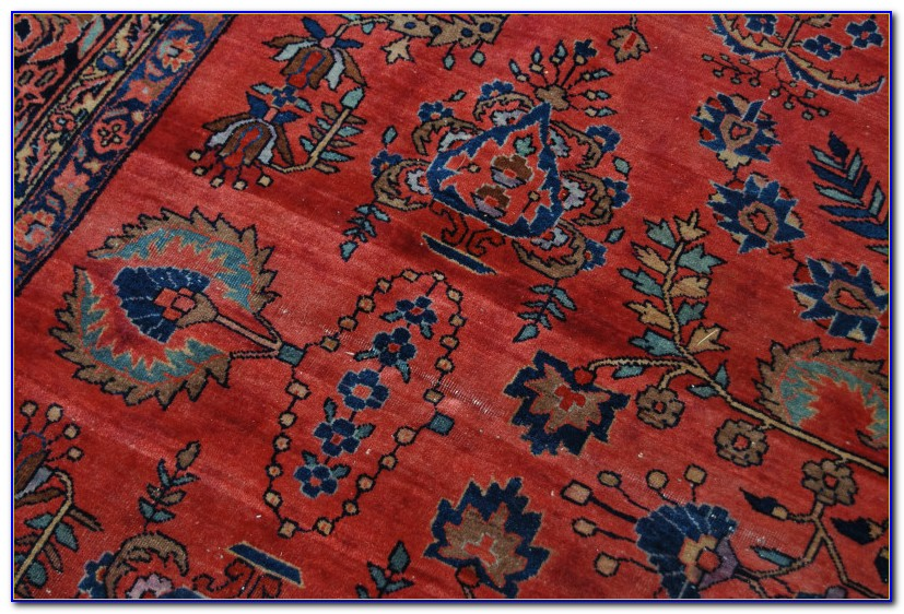 Hand Knotted Wool Rugs From India