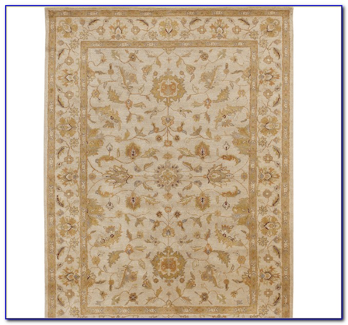 Hand Knotted Wool Rugs Turkey