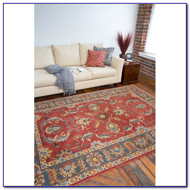 Hand Tufted Wool Rugs From India