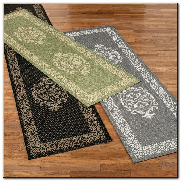 Indoor Outdoor Runner Rugs
