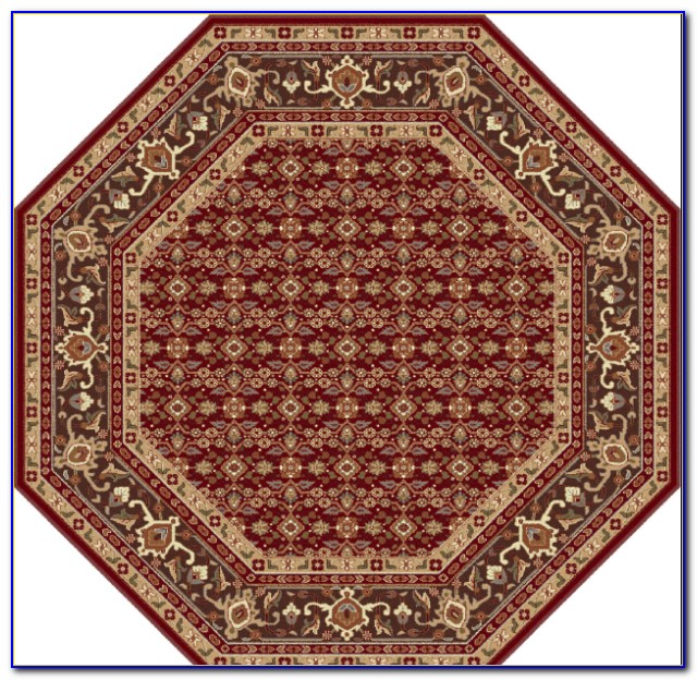Jcpenney Octagon Area Rugs