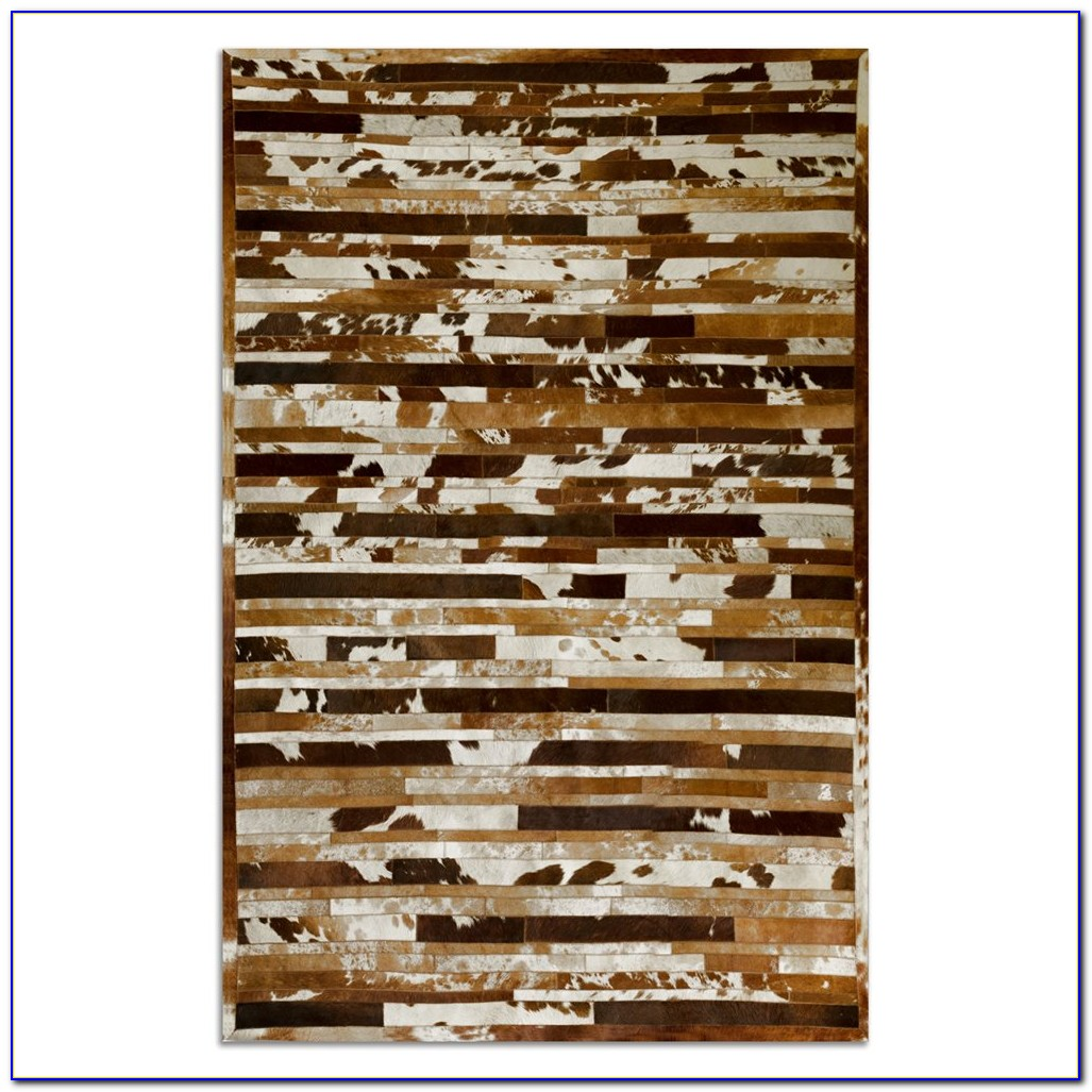 Large Cowhide Area Rug